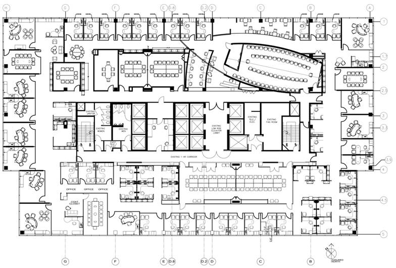 Corporate Building Blueprints Joy Studio Design Gallery